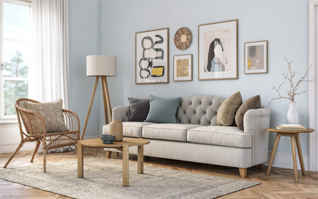 The Best Paint Colors to Brighten Your Home This Winter